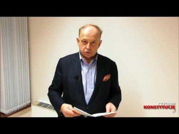 Artykuł 044 czyta prof. Wojciech Sadurski