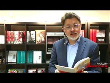 Artykuł 114 czyta Michał Rusinek