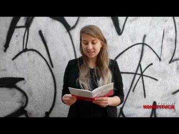 Artykuł 142 czyta Julia Maciocha