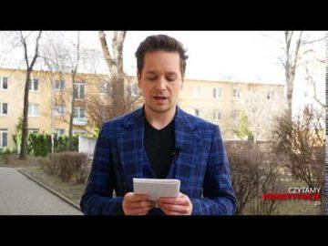 Artykuł 002 czyta Krzysztof Zalewski