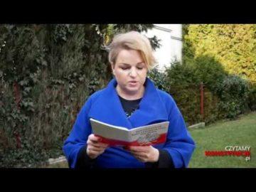 Artykuł 018 czyta Katarzyna Bosacka
