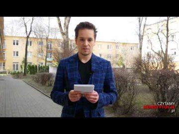 Artykuł 004 czyta Krzysztof Zalewski