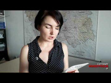 Artykuł 136 czyta Ewelina Pytel