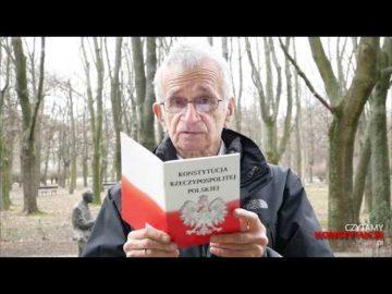 Artykuł 235 czyta Jacek Fedorowicz