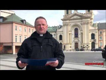 Artykuł 025 czyta ks. Wojciech Lemański