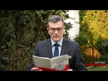 Artykuł 034 czyta Marcin Bosacki