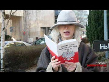Artykuł 033 czyta Manuela Gretkowska