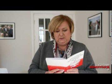 Artykuł 029 czyta Anna Komorowska