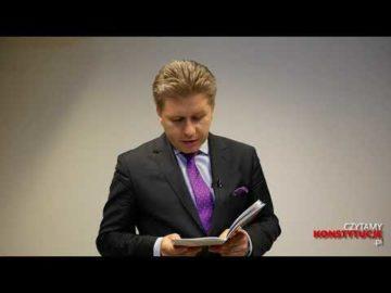 Artykuł 187 czyta prof. Marcin Matczak