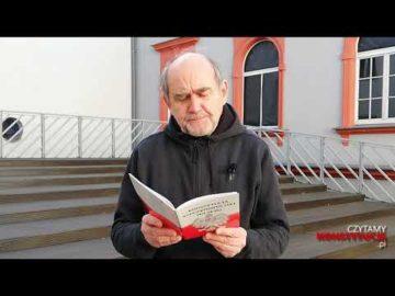 Artykuł 086 czyta Jan Peszek