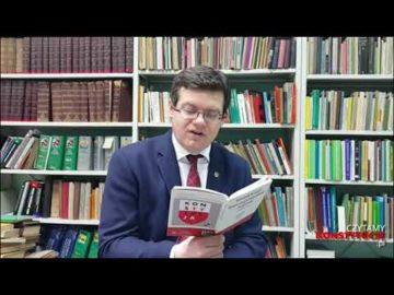 Artykuł 199 czyta Krystian Markiewicz