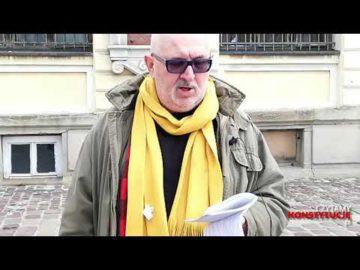 Artykuł 219 czyta Witold Bereś