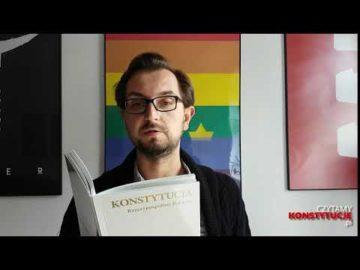 Artykuł 179 czyta Błażej Lenkowski