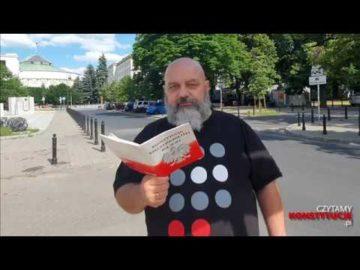 Artykuł 090 czyta Adam Wiśniewski