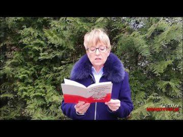 Artykuł 093 czyta Beata Morawiec