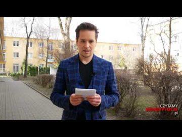 Artykuł 001 czyta Krzysztof Zalewski