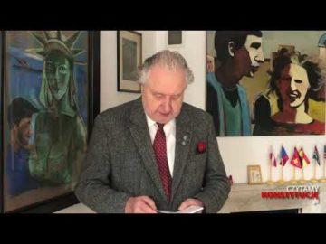 Artykuł 189 czyta prof. Andrzej Rzepliński