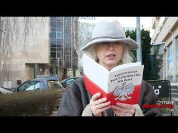 Artykuł 032 czyta Manuela Gretkowska