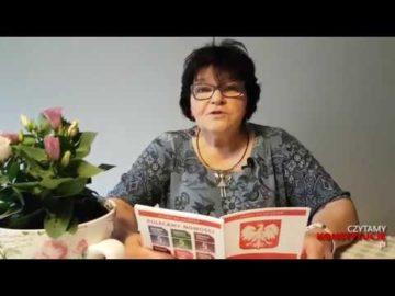 Artykuł 009 czyta Elżbieta Adamiak