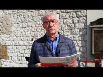 Artykuł 238 czyta Edward Nowak