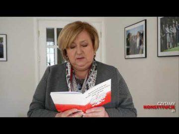 Artykuł 027 czyta Anna Komorowska