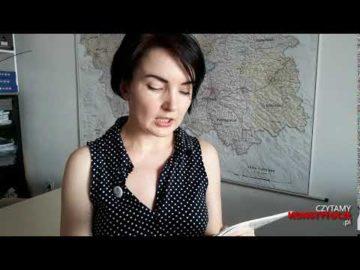 Artykuł 137 czyta Ewelina Pytel