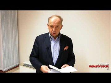 Artykuł 043 czyta prof. Wojciech Sadurski