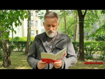 Artykuł 122 czyta Andrzej Saramonowicz
