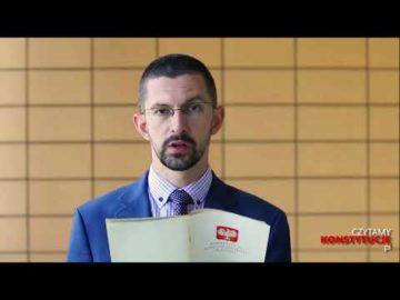 Artykuł 031 czyta dr Andrzej Kompa