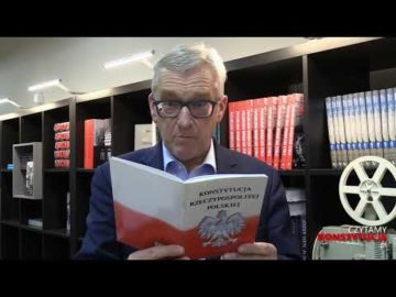 Artykuł 192 czyta Edward Rzepka