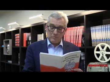 Artykuł 193 czyta Edward Rzepka