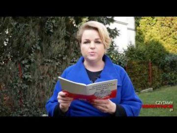 Artykuł 020 czyta Katarzyna Bosacka
