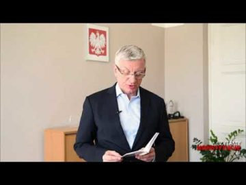 Artykuł 165 czyta Jacek Jaśkowiak