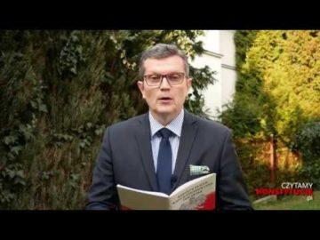 Artykuł 035 czyta Marcin Bosacki