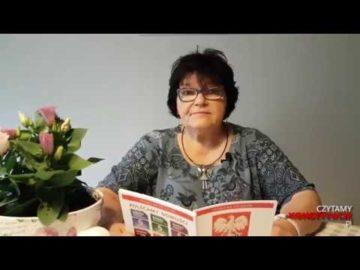 Artykuł 012 czyta Elżbieta Adamiak