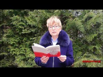 Artykuł 094 czyta Beata Morawiec
