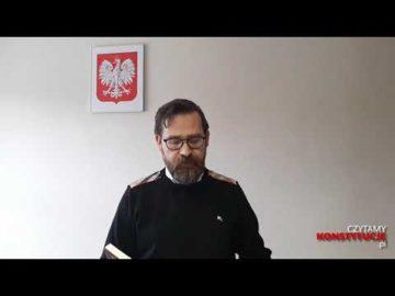 Artykuł 042 czyta Bartłomiej Przymusiński