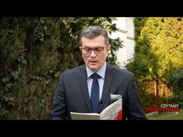 Artykuł 036 czyta Marcin Bosacki