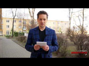 Artykuł 003 czyta Krzysztof Zalewski