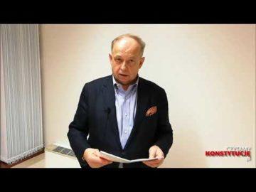 Artykuł 045 czyta prof. Wojciech Sadurski
