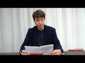 Artykuł 091 czyta Jędrzej Ochremiak