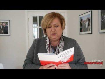 Artykuł 028 czyta Anna Komorowska