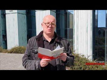Artykuł 184 czyta Piotr Bukartyk