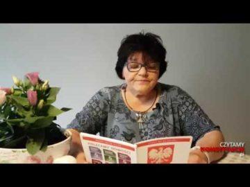 Artykuł 011 czyta Elżbieta Adamiak