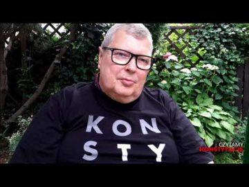Artykuł 171 czyta Andrzej Białas