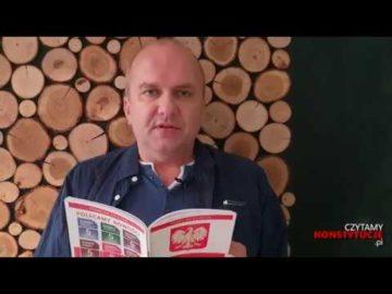 Artykuł 119 czyta Mirosław Michalski