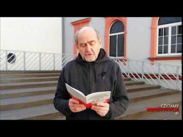 Artykuł 083 czyta Jan Peszek