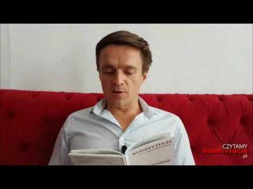 Artykuł 070 czyta Leszek Jażdżewski
