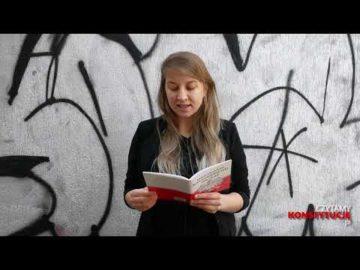 Artykuł 143 czyta Julia Maciocha