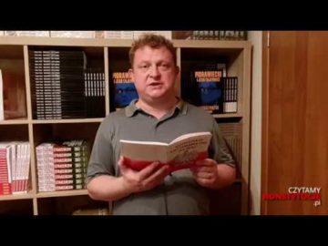 Artykuł 022 czyta Tomasz Piątek